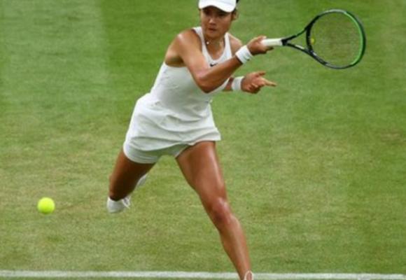 Emma Raducanu has lost a return to the WTA Tour in San Jose