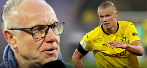 Dortmund legend believes Haaland may join England