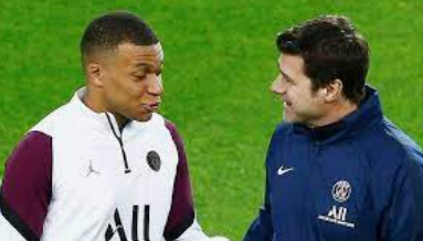 Pochettino confirmed Mbappe happy with Paris