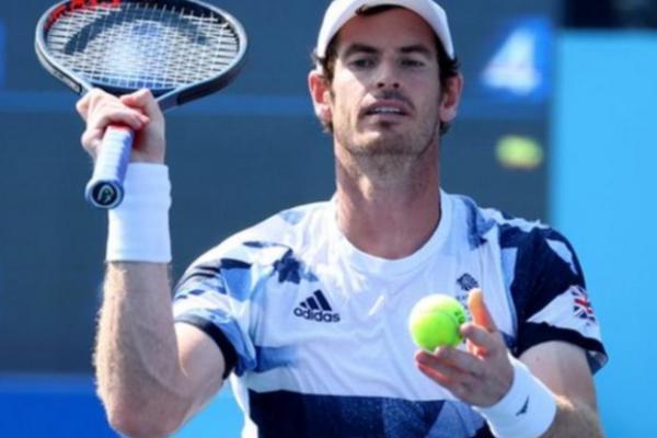 Andy Murray received a wild card, Cincinnati Masters